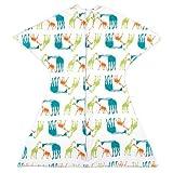 Zipadee-Zip (SMALL 3-6 months (12-19 Lbs-Up to 28 inches long), Giraffe Jungle)