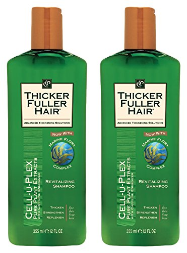 Thicker Fuller Hair Revitalizing Shampoo, 2 - Shampoo Fuller Revitalizing Thicker Hair
