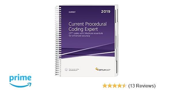 Current Procedural Coding Expert 2019 CPT Codes