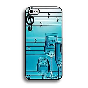 Unique design Music Notes Phone Case Iphone 6/6s 4.7inch Music Notes perfect design