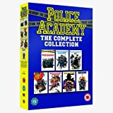 Police Academy Complete Movies DVD Collection [7 Discs] Box Set: 1 / 2:Their First Assignment / 3: Back in Training...