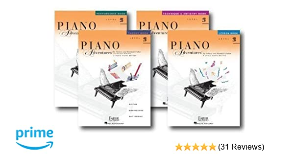 and /& Theory Faber Piano Adventures Level 1 Learning Library Pack Lesson