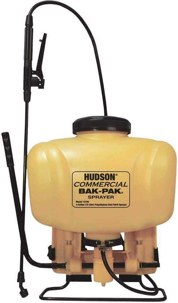 Hudson 13194 Commercial Bak-Pak Sprayer - Best Commercial Backpack Sprayer