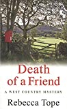 Death of a Friend (West Country Mysteries)