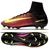 nike vapor fly cleats - Nike Men's Mercurial Superfly FG Soccer Cleat (Sz. 10.5) Total Crimson, Volt