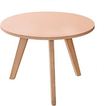 Amazon Com Coffee Tables Wooden Round Small Bedroom Small