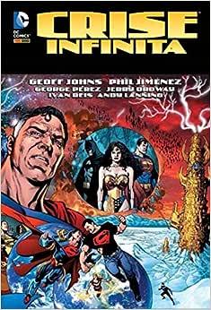 Crise Infinita - 9788583680895 - Livros na Amazon Brasil