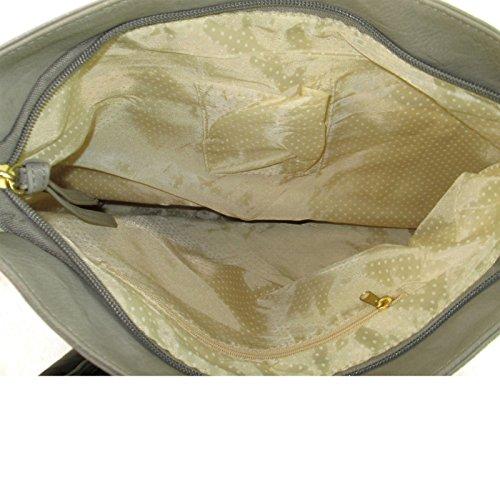pour bandoulière femme beige Sac London Xardi 7EAzwtqW