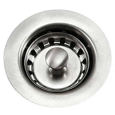 Houzer Stainless Steel Drain Basket Strainer