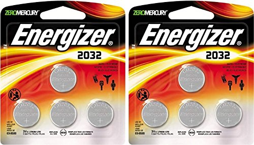 Energizer 2032BP 4 Volt Lithium Battery
