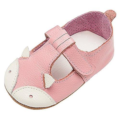 Chic La vogue Zapatos Bebé Niño Sandalias Primeros Pasos Antideslizante ... 3128ed5fd04