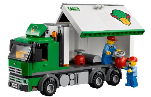 buy lego city 60020 logging truck online at low prices in india amazonin - Camion Lego