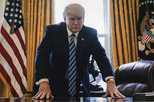 President Donald J Trump Oval Office White House XL Poster A