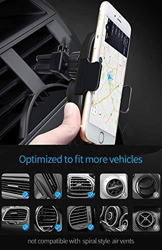 Automatic-Clamping-Car-Mount-Wireless-Charger-10W75WStandard-5W-Qi-Fast-Charging-Phone-Holder-Air-Vent-Compatible-with-iPhone-XRXXsXs-Max88-PlusSamsung-Galaxy-S10S10S9S9S8S8Note-9