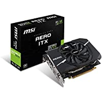 MSI GeForce GTX 1070 AERO ITX 8G OC Graphics Card + Fortnite + Monster Hunter: World