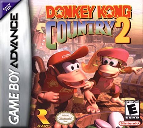 Donkey Kong Country 2 (GBA) by Nintendo: Amazon.es: Videojuegos