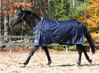 Shires Stormbreaker 1200 Denier Sheet - High Neck (US 75'') by StormBreaker
