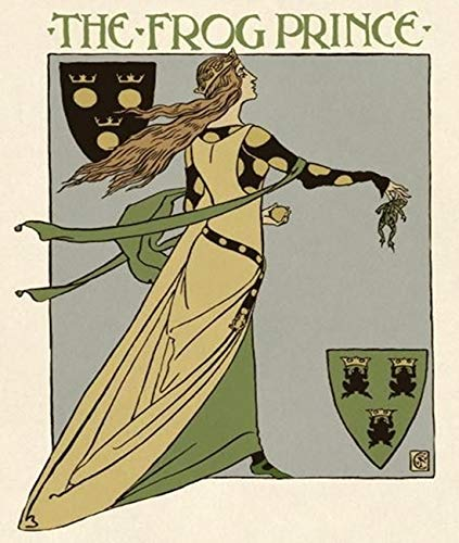 The Frog Prince and Other Stories - Walter Crane (ANNOTATED) Full Version of Great Classics - Frog Crane Walter