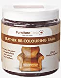 Kyпить Leather Re-Coloring Balm – Renew and Restore Color to Faded and Scratched Leather | For Furniture, Cars and Clothing 8.5 Fl. Oz. (250ml) (Dark Brown) на Amazon.com