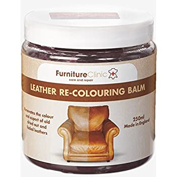 Leather Re Coloring Balm U2013 Renew And Restore Color To Faded And Scratched  Leather |