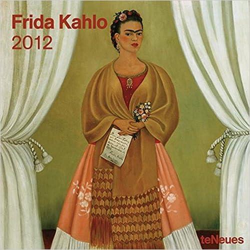 2012 Frida Kahlo Wall Calendar
