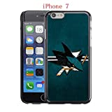 iPhone 7 Case, SJ Sharks Hocke