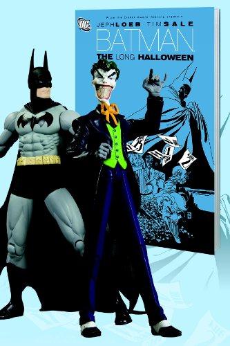 Batman the Long Halloween Collector Set for $<!--$191.53-->