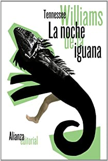 La noche de la iguana par Williams