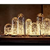Battery Fairy Lights for Mason Jars, Center Pieces, wedding, fire fly, firefly, Christmas glimmer starry string lights