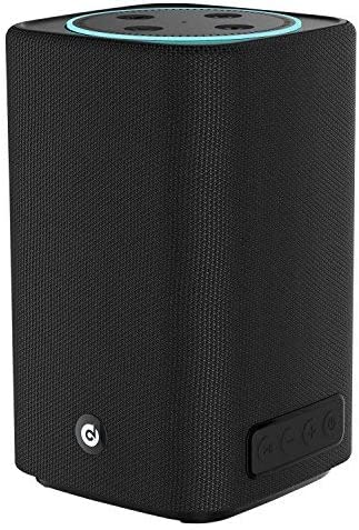 DOSS PowerBox Bluetooth Speaker, Applicable to Dot 2nd Generation, Portable Wireless Bluetooth 4.0 Speakers with HD Sound and Booming Bass, Long Playtime for iPhone, iPad, Samsung, Tablet-Black: Amazon.es: Electrónica