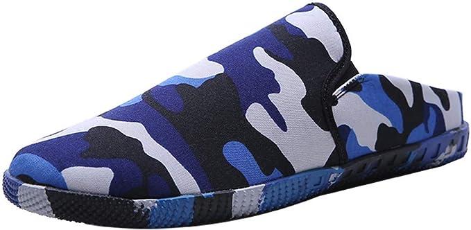Darringls Zapatos de Hombre,Zapatillas para deported de Hombre Deporte Planas de Malla Transpirable Zapatos Casuales de Zapatos de Malla Aire Libre para Hombre 39-44 Quinto: Amazon.es: Ropa y accesorios