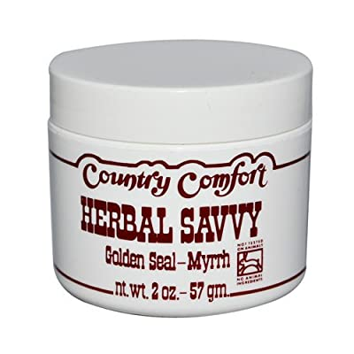 Country Comfort Herbals - Herbal Savvy Golden Seal