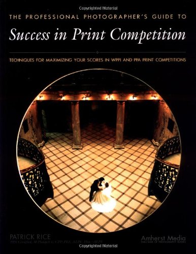 Success in Print Competition for Professional Photographers