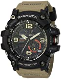 Casio Men's 'G SHOCK' Quartz Resin Casual Watch, Color Beige (Model: GG-1000-1A5CR)