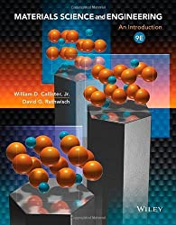 Materials Science and Engineering: An Introduction by William D. Callister (2013-12-04)