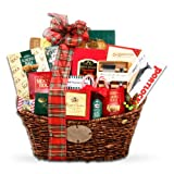 Seasons Greetings Premium Christmas Gift Basket