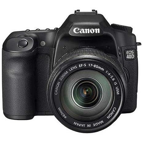 Review Canon EOS 40D DSLR
