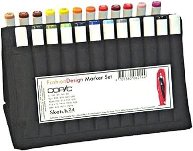Amazon Com Copic Markers Sketch Fashion Design Sketch Wallet