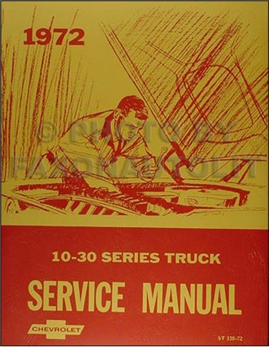 Chevrolet Blazer Suburban Owners Manual - 5