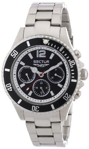 Sector Women's R3273661525 230 Analog Display Quartz Silver Watch
