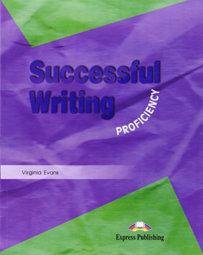 Successful Writing Proficiency: Student's Book