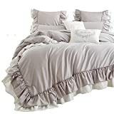 Queen's House 7-Piece Korean Girls Bedding Sets Queen Size