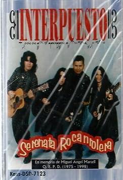 serenata rockanrolera interpuesto