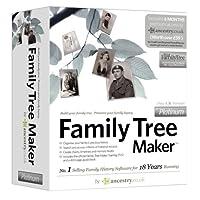 Family Tree Maker 2008 Platinum (PC)