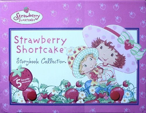 Strawberry Shortcake Storybook Collection
