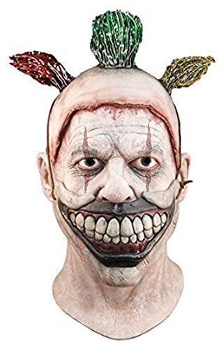 [Twisty The Clown Standard Mask] (Twisty The Clown Costume Mask)