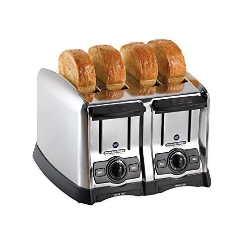 Proctor Silex (24850) - 4 Slice Extra-Wide Slot Commercial Toaster
