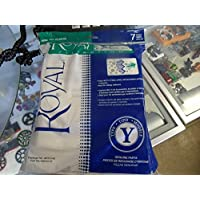 Household Supplies & Cleaning ROYAL GENUINE TYPE Y 7 BAGS IN A PACK VACUUM CLEANER BAGS.
