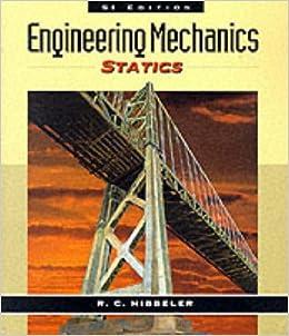 Engineering mechanics statics si edition rc hibbeler sc fan engineering mechanics statics si edition rc hibbeler sc fan 9780135995983 amazon books fandeluxe Images