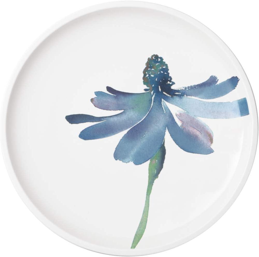 Villeroy /& Boch 2 x Fr/ühst/ücksteller Artesano Flower Art Vorteilsset 2 x Art Nr 1042512640 und Gratis 1 Trinitae K/örperpflegeprodukt